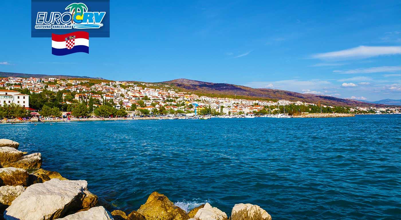 LAST MINUTE letná dovolenka vo Vile Skoko** v Crikvenici s polpenziou a skvelou polohou len 100 m od pláže - Chorvátsko nikdy nesklame!