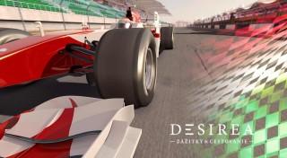 Zľava 35%: Formula 1 na maďarskom okruhu Hungaroring len za 129 €! Nebezpečná rýchlosť, špičkoví jazdci a pravá atmosféra pretekov, ktorú musíte zažiť! V cene doprava, vstupenka na preteky i poistenie.