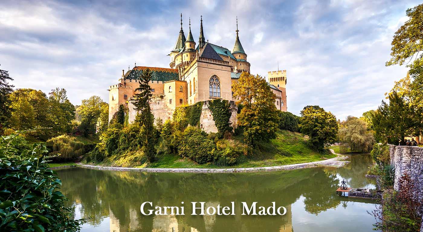 Pobyt pre dvoch v Bojniciach v Garni Hoteli Mado s polpenziou