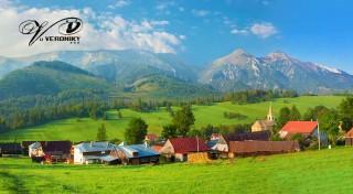 Zľava 43%: Príďte a ožite v Belianskych Tatrách prebúdzajúcich sa zo zimného spánku. Ubytujte sa v Penzióne u Veroniky v Ždiari a užívajte si výbornú polpenziu a zľavy do aquaparku či na plte.
