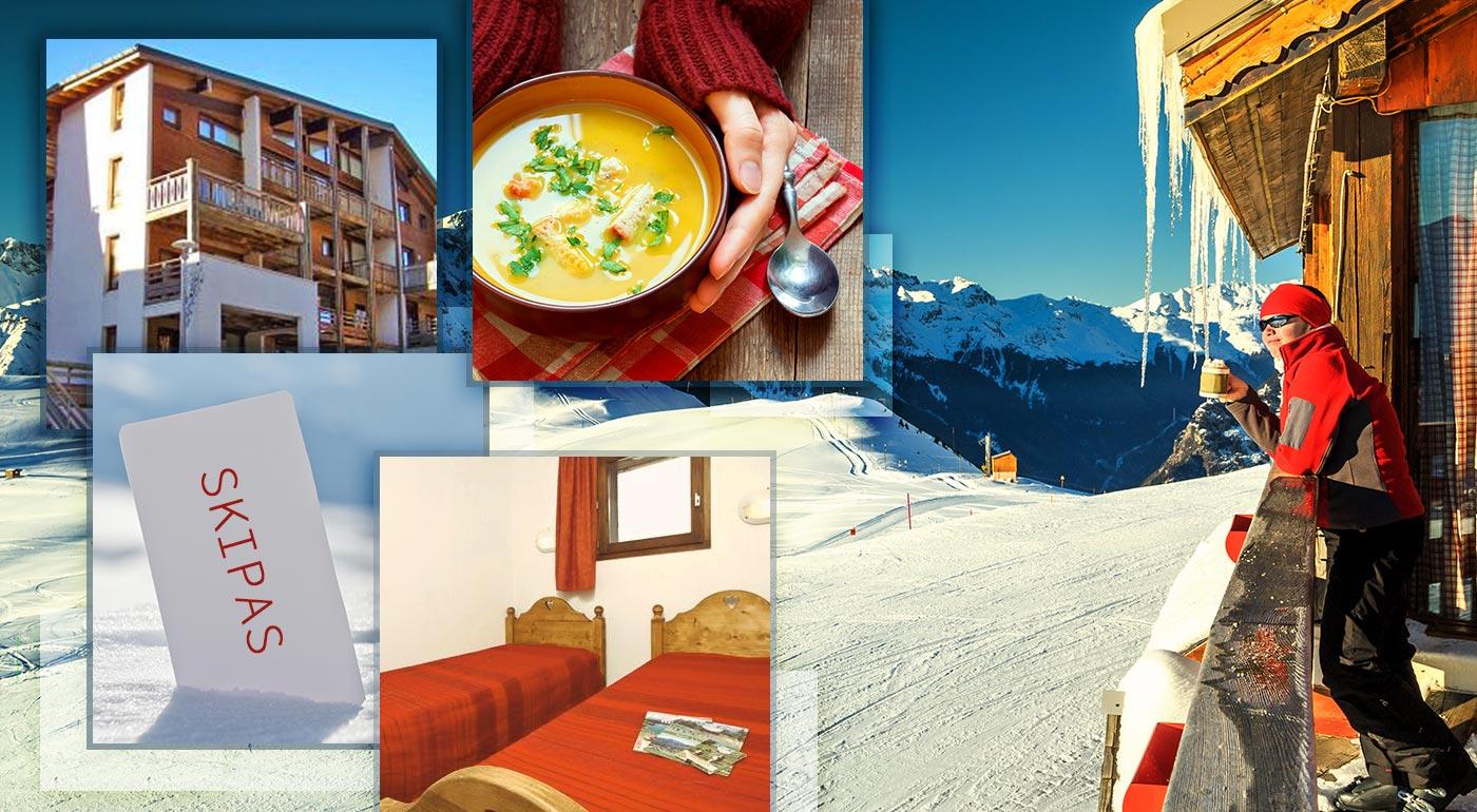 Lyžiarsky zájazd do TOP strediska La Norma vo francúzskych Alpách na 8 dní - v cene skipas, strava, doprava a ubytovanie v apartmánoch