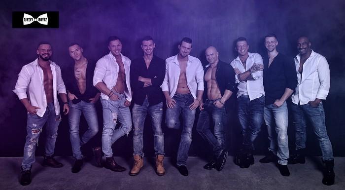 Fotka zľavy: Hollywoodska noc striptérskej skupiny DIRTYY BOYZZ