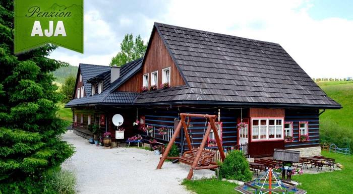 Fotka zľavy: Belianske Tatry v Penzióne Aja s wellness