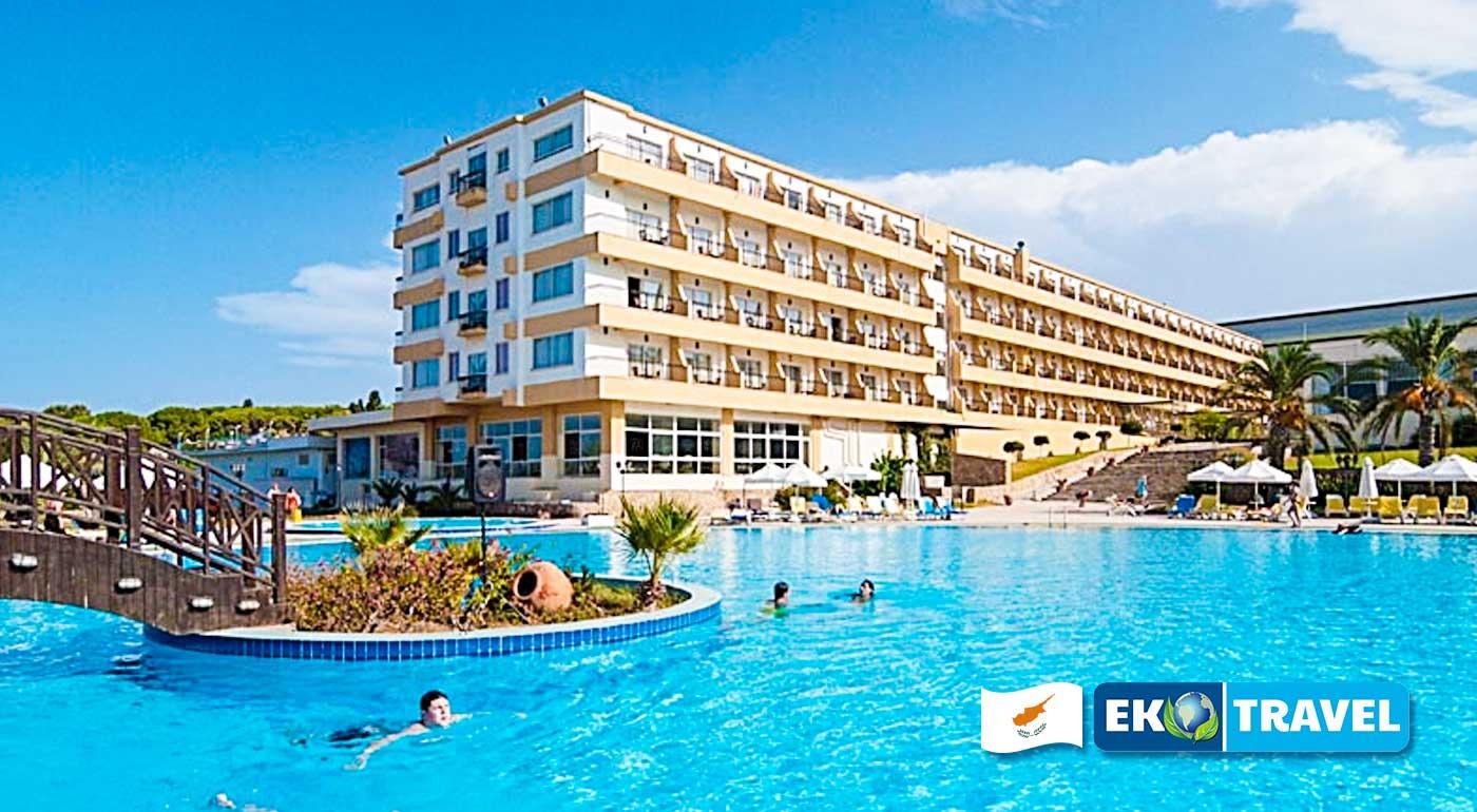 Užite si 5-hviezdičkový luxus na severnom Cypre - All inclusive dovolenka na 8 dní v Hoteli Salamis Bay Famagusta alebo Acapulco Beach Kyrenia