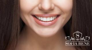 Zľava 50%: Získajte žiarivý úsmev bez použitia peroxidu. Vaše zuby už nebudú trpieť. Revolučné ošetrenie na prírodnej báze vám okamžite zosvetlí zuby o niekoľko odtieňov. Zájdite do Sofia-Bene v Bratislave.