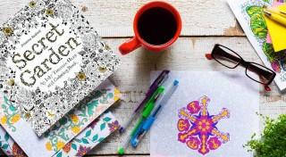 Zľava 45%: Zastrúhať ceruzky, prichystať stôl a vyhradiť si aspoň polhodinku denne na vyfarbovanie antistresových omaľovaniek... Uľavte si od napätia a rozvíjajte fantáziu hravým spôsobom!