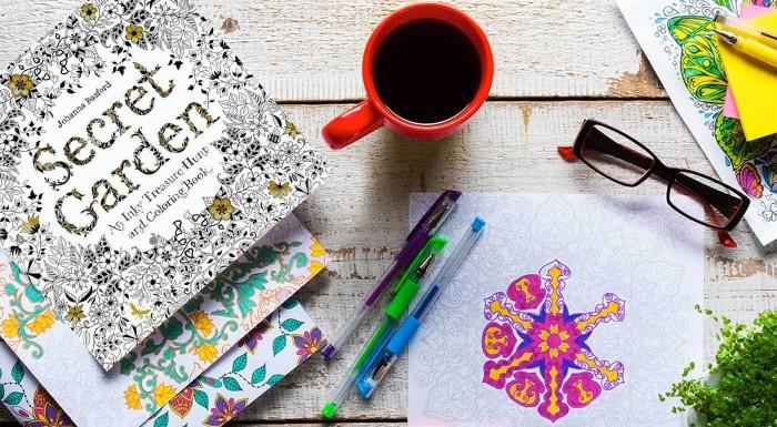 Fotka zľavy: Zastrúhať ceruzky, prichystať stôl a vyhradiť si aspoň polhodinku denne na vyfarbovanie antistresových omaľovaniek... Uľavte si od napätia a rozvíjajte fantáziu hravým spôsobom!