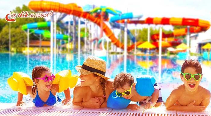 Fotka zľavy: Vychutnajte si prvé slnečné lúče v najteplejšej oblasti Slovenska! Relax v komplexe termálneho kúpaliska Vadaš v Štúrove pre 3 - 6 osôb aj s celodennými vstupmi do bazénov!