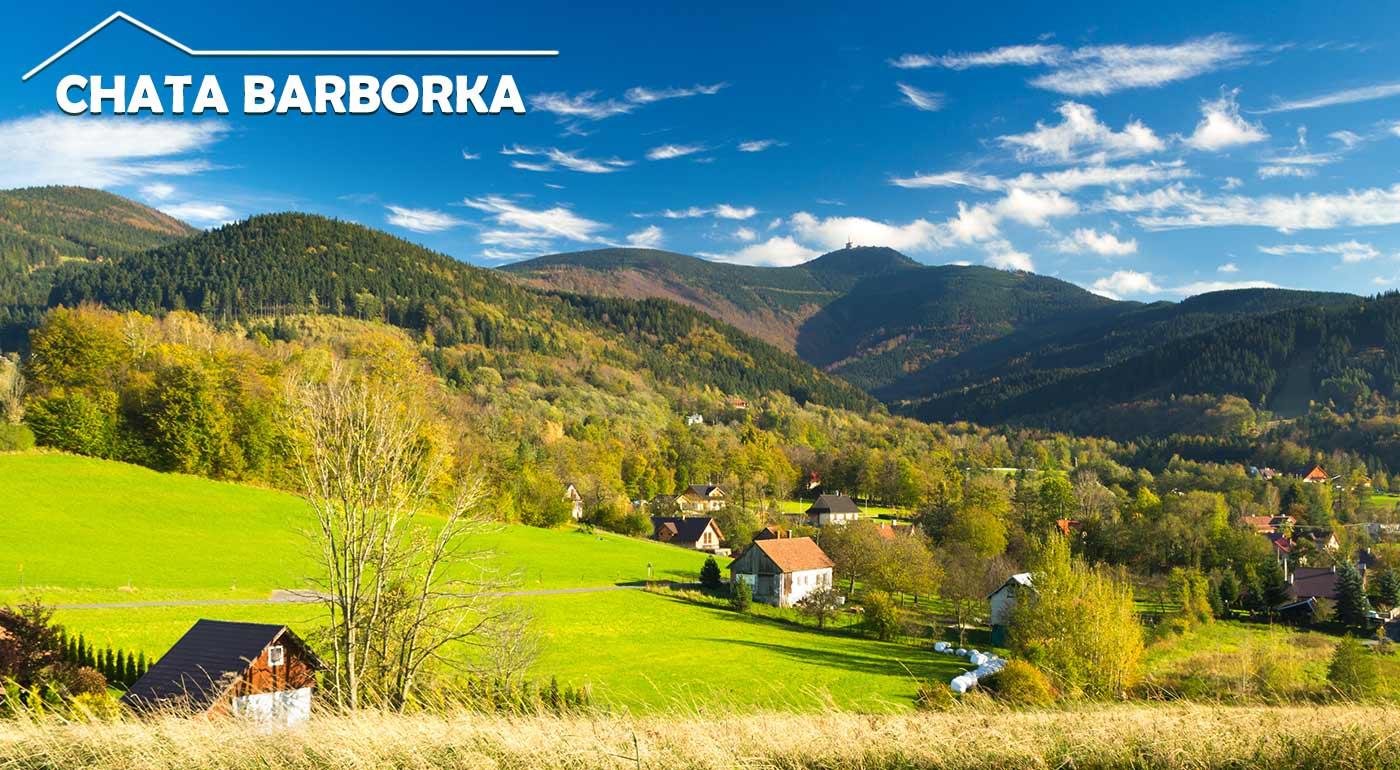 Rodinná Chata Barborka uprostred krásnej prírody moravsko-sliezskych Beskýd