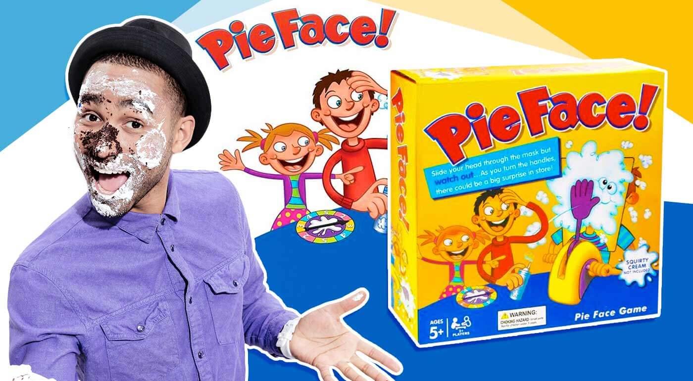 Pie Face - populárna hra, ktorá rozprúdi každú zábavu