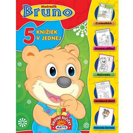 Medvedík BRUNO