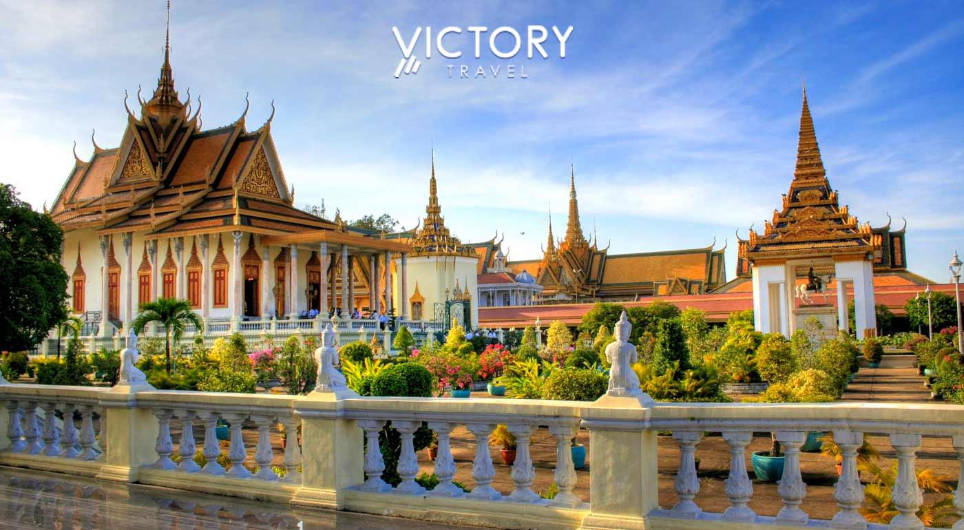 Fotka zľavy: Prežite luxusné dobrodružstvo v Juhovýchodnej Ázii - vyberte sa za exotikou do Vietnamu a Kambodže na 16 dní s CK Victory Travel.