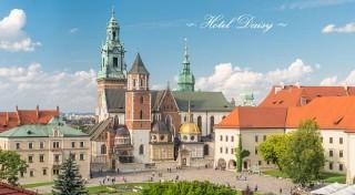 Zľava 51%: Naplánujte si bezchybné dni v Krakowe v príjemnom Hoteli Daisy Superior*** s raňakami, vstupom do bazéna a sauny. Navštívte poľské mesto kráľov za super cenu!