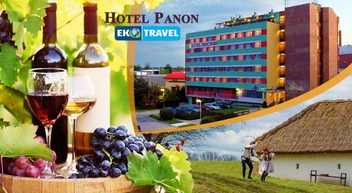 Fotka zľavy: Vymeniť na 3 dni Slovensko za Slovácko vôbec nie je zlý nápad. Užite si veľkonočné sviatky v pohostinnej nálade v hodonínskom Hoteli Panon***.