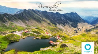 Zľava 21%: Pripravte sa na dobrodružný 7-dňový zájazd za tými najkrajšími klenotmi Rumunska. Navštívte tajomné hrady Bran, či hrad Matúša Korvína, alebo serpentíny horského priechodu Transfăgărășan.