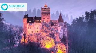 Zľava 11%: Pripravte sa na dobrodružný 7-dňový zájazd za tými najkrajšími klenotmi Rumunska. Navštívte tajomné hrady Bran, či hrad Matúša Korvína, alebo serpentíny horského priechodu Transfăgărășan.