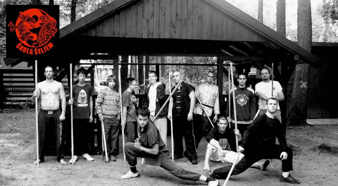 Letný športovo-dobrodružný tábor KUNG FU CAMP pre deti a mládež