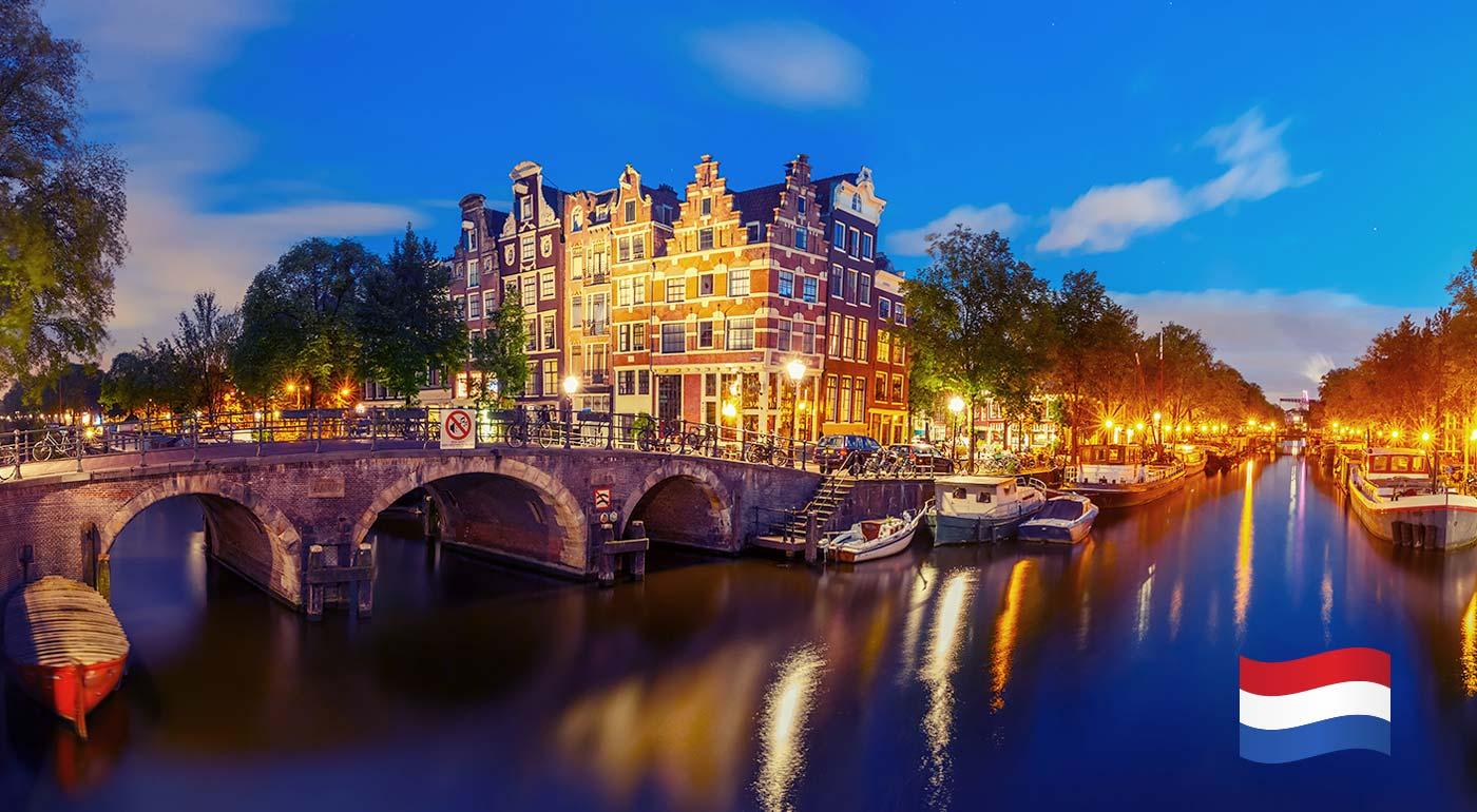 Amsterdam: 5-dňový poznávací zájazd do hlavného mesta Holandska a okolia