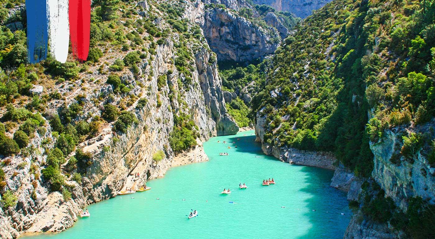 Provensálsko - poznávací zájazd na 5 dní s návštevou miest Marseille, Monako a Cannes