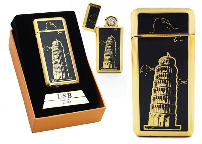 Zapaľovač s USB nabíjaním - Pisa