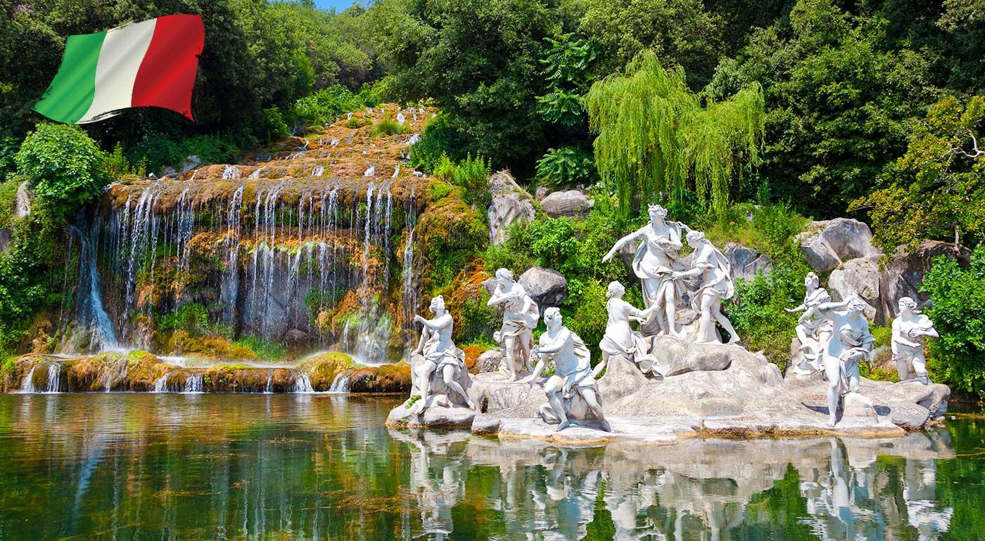 Rím, Vatikán, Vezuv, Pompeje, Herculaneum, Capri a Neapol počas 6 dní