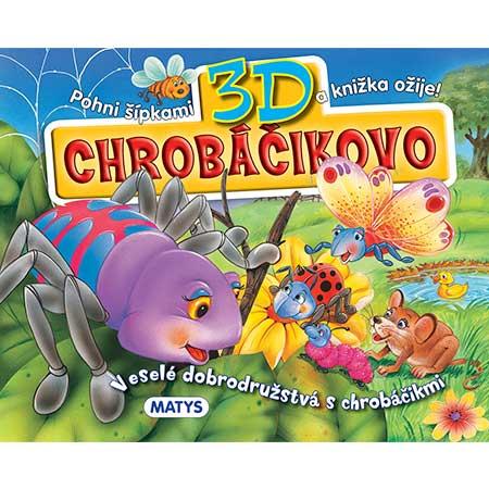 3D Chrobáčikovo