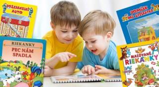 Zľava 53%: Zvieratká v knižkách z vydavateľstva Matys sa stanú dobrými priteľmi vašich malých školákov. Vyberte si zo širokej ponuky titulov a prekvapte vaše ratolesti či vnúčatá pekným darčekom.