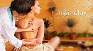 Zľava 50%: Olejová thajská masáž celého tela a reflexná masáž chodidiel alebo bylinková masáž chrbta v masážnom salóne Thai Relax Massage v Trnave.. Vychutnajte si 60 či 40 minút božského relaxu.