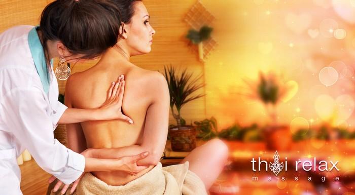Olejová thajská masáž celého tela a reflexná masáž chodidiel alebo bylinková masáž chrbta v masážnom salóne Thai Relax Massage v Trnave. Vychutnajte si 60 či 40 minút božského relaxu.