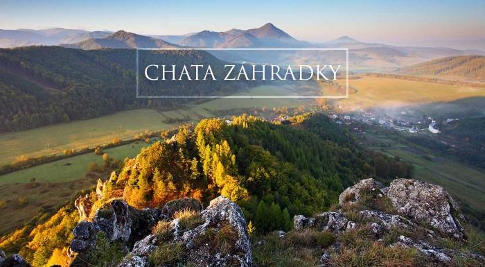 Fotka zľavy: Využite bohaté možnosti na turistiku, návštevu jaskýň a aquaparkov na Liptove! Prežite 3 alebo 4 perfektné dni v útulnej retro Chate Záhradky v Demänovskej doline.
