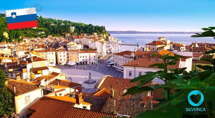 Fotka zľavy: Zaľúbte sa do Ljubljane a nechajte sa zlákať krásami Slovinska. Vyberte sa na skvelý 4-dňový zájazd bez nočných presunov!