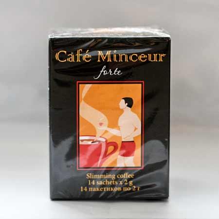 Káva na chudnutie Café Minceur Forte (1 x 14 sáčkov po 2g)