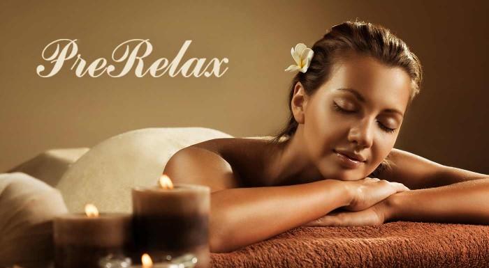 Fotka zľavy: Rezervujte si čas na poriadny wellness. Vyberte si z ponuky nových relaxačných balíčkov v SPA centre PreRelax a načerpajte novú energiu v saunách, vírivke či na masáži.