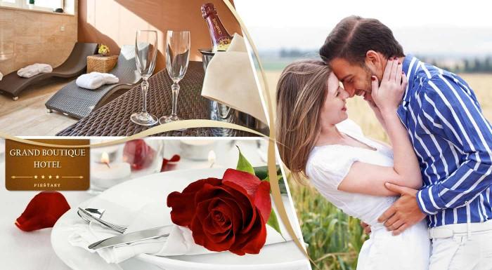 Fotka zľavy: Čo by ste povedali na trocha luxusu a romantiky? Nielen trocha ale rovno priehrštia zažijete v elegantnom Grand Boutique Hoteli Sergijo**** v Piešťanoch.