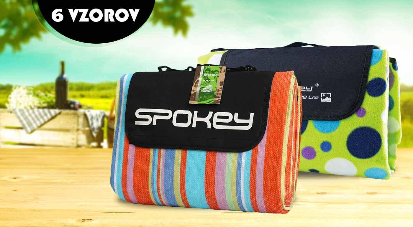 Vodeodolná pikniková deka - rôzne farebné prevedenia!