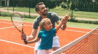 Zľava 53%: Dostaňte svoje telo do formy vďaka tenisu - prenájom tenisového kurtu v Petržalke na 1, 5 alebo 10 hodín. Na výber i variant s hrou s profesionálnym trénerom!