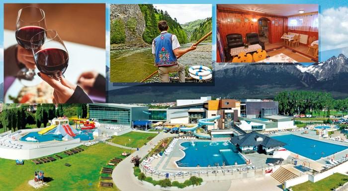 Fotka zľavy: Májové víkendy v Penzióne Skitour**+. Využite prebúdzajúcu sa prírodu na prekrásne prechádzky do Tatier a nechajte sa zlákať aj na kúpanie v AquaCity alebo splav Dunajca.