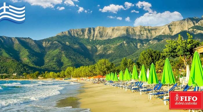 Fotka zľavy: Skvelá letná dovolenka na 8 či 9 dní na ostrove Thassos v rodinnom hoteli Aloe. Nechajte sa uniesť k vlnám egejského mora, vychutnávajte si grécke špeciality v rámci polpenzie a prežite super leto!