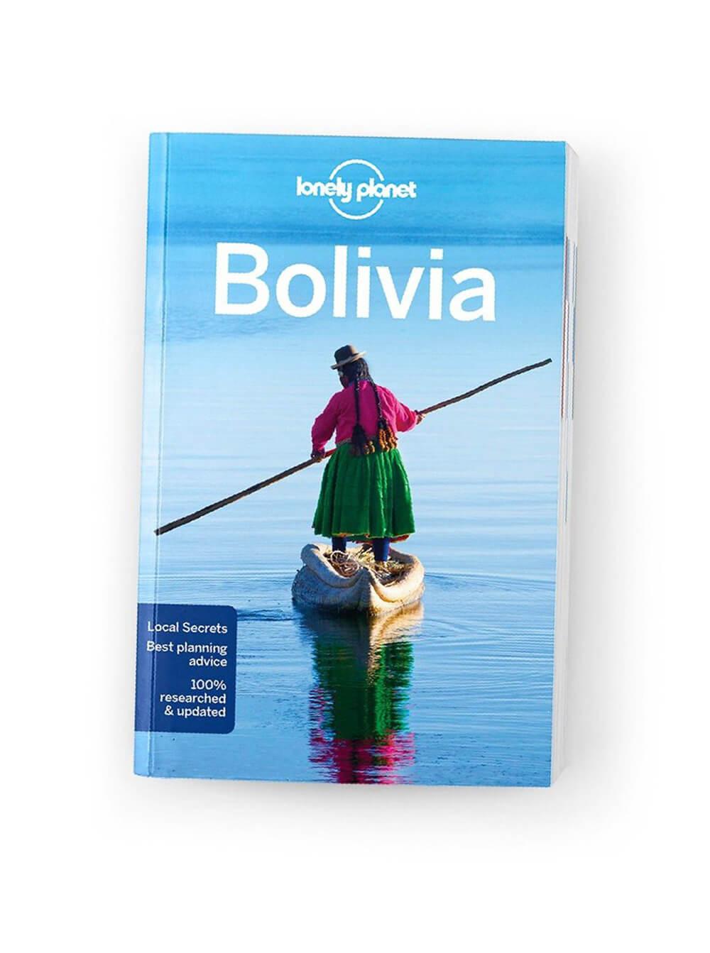 Lonely Planet - Bolívia