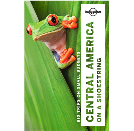Lonely Planet - Central America on Shoestring