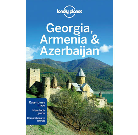 Lonely Planet - Georgia, Armenia & Azerbaijan