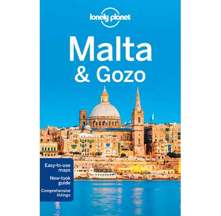 Lonely Planet - Malta & Gozo