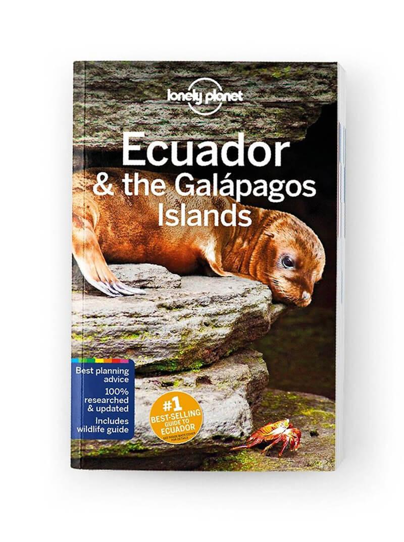 Lonely Planet - Ecuador & the Galapagos Island