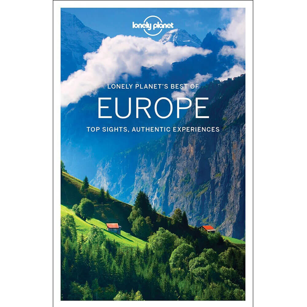 Lonely Planet - The best of Europe
