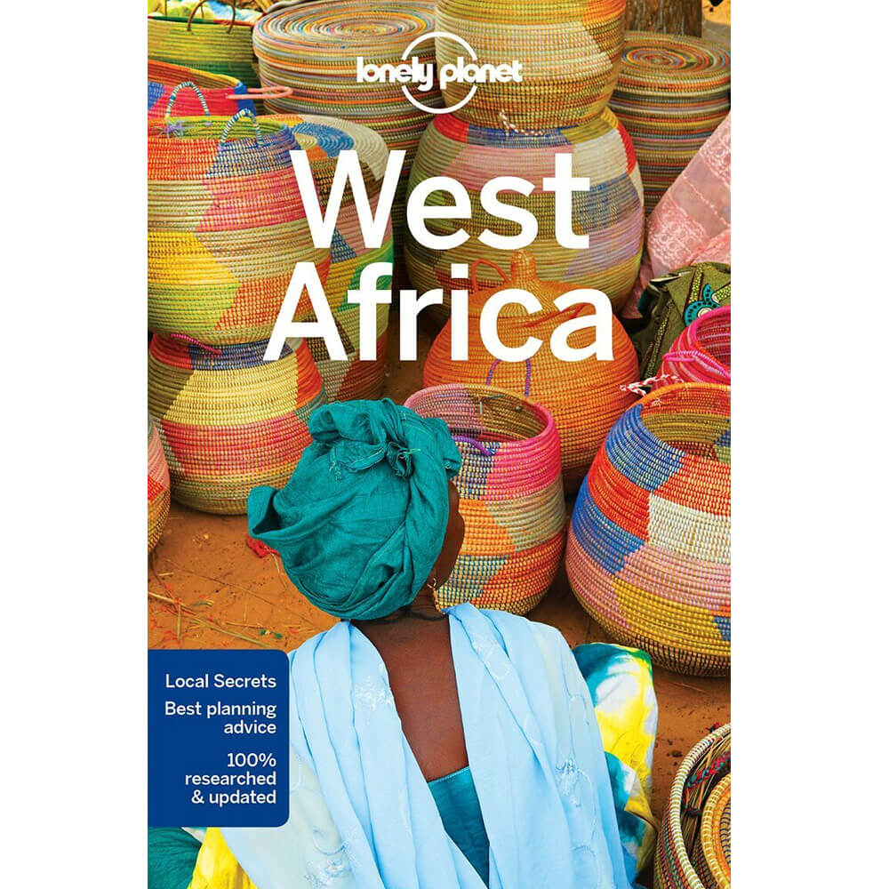 Lonely Planet - West Africa