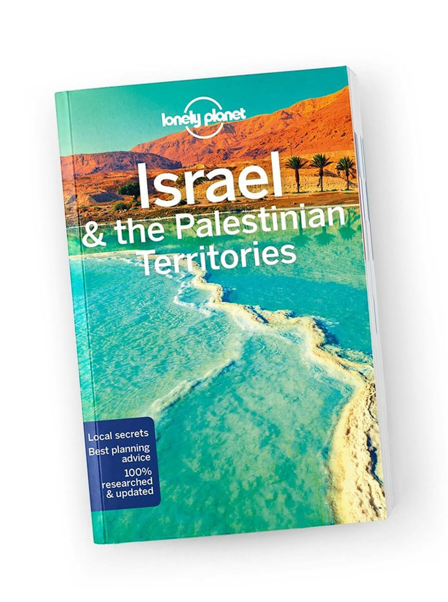 Lonely planet - Israel & the Palestinian Territories