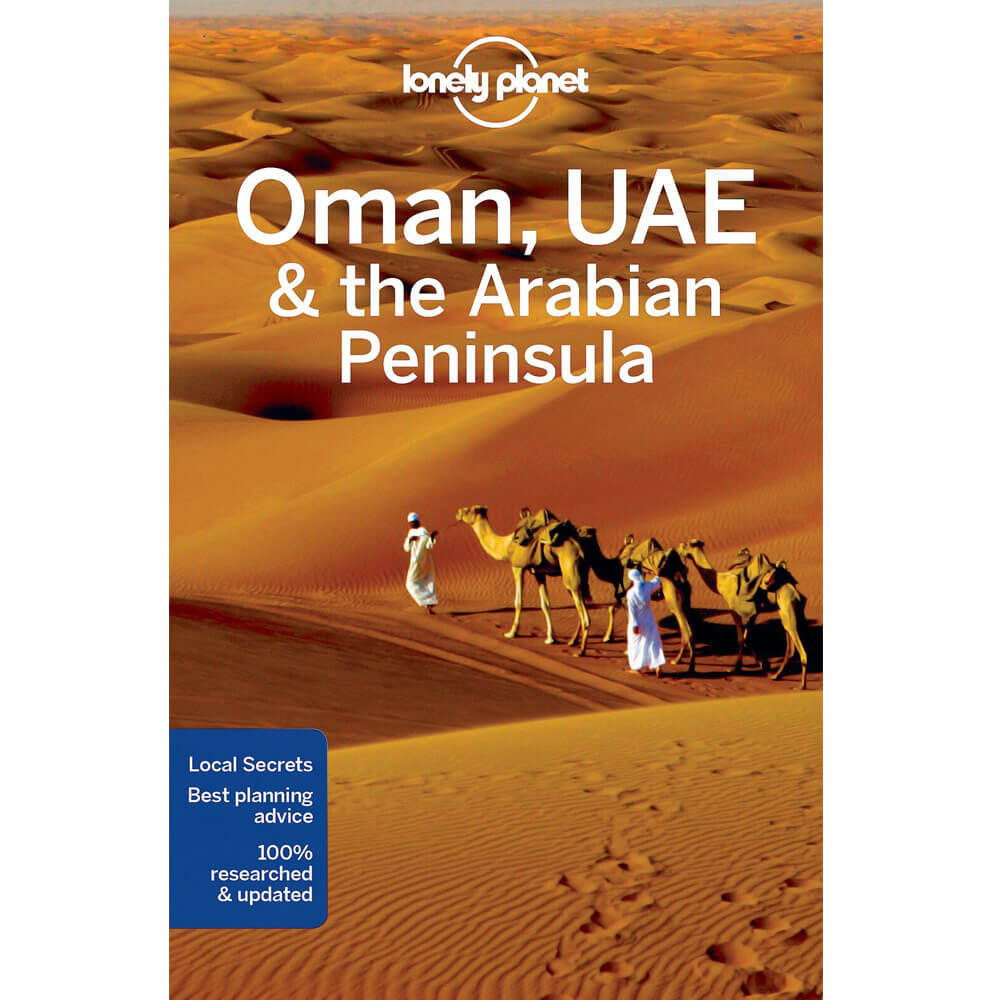 Lonely planet - Oman, UAE & Arabian Peninsula