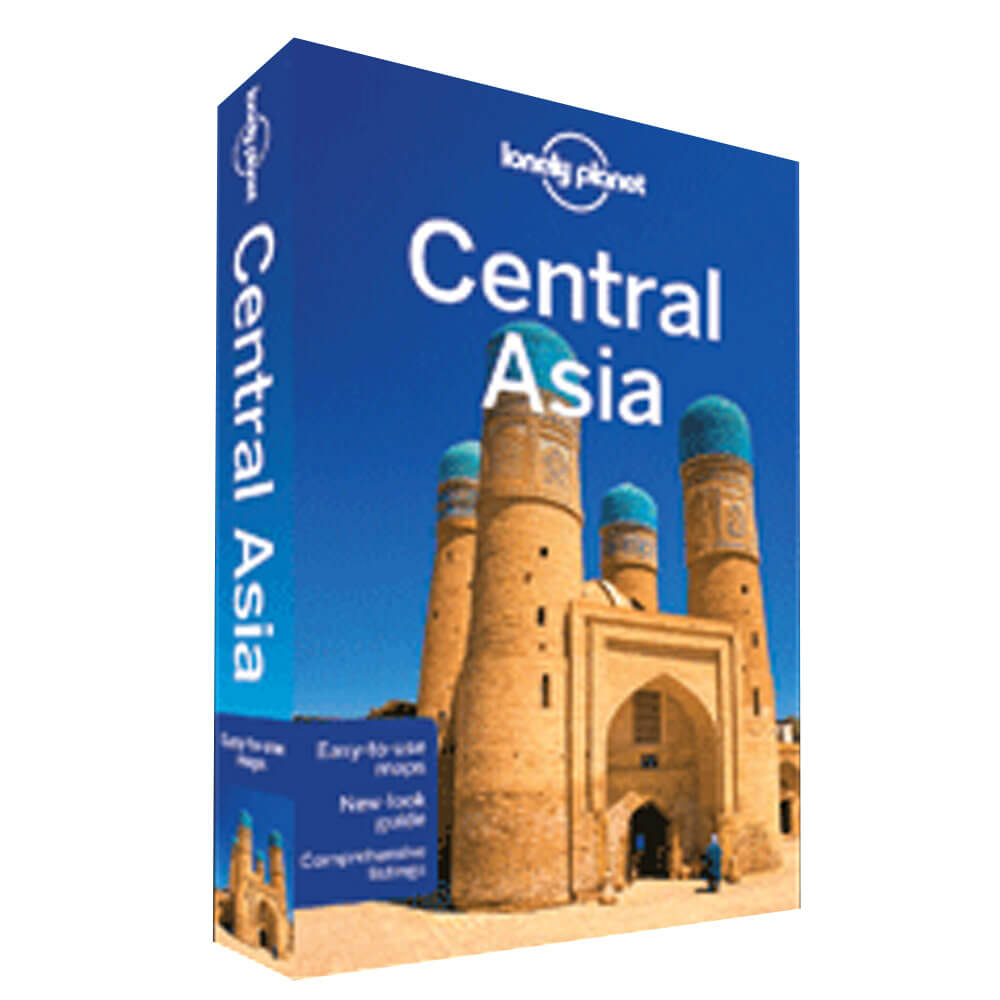 Lonely planet - Central Asia