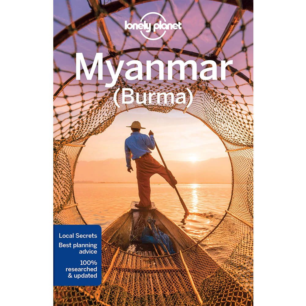 Lonely Planet - Myanmar (Burma)