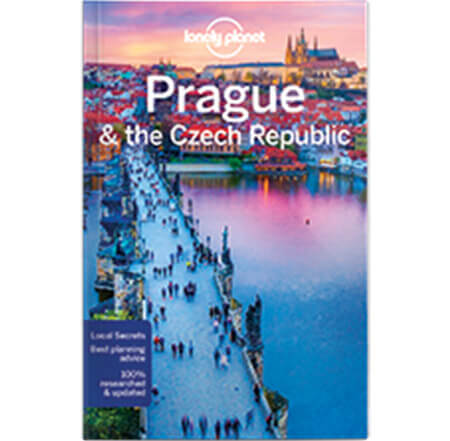 Lonely Planet - Prague & the Czech Republic
